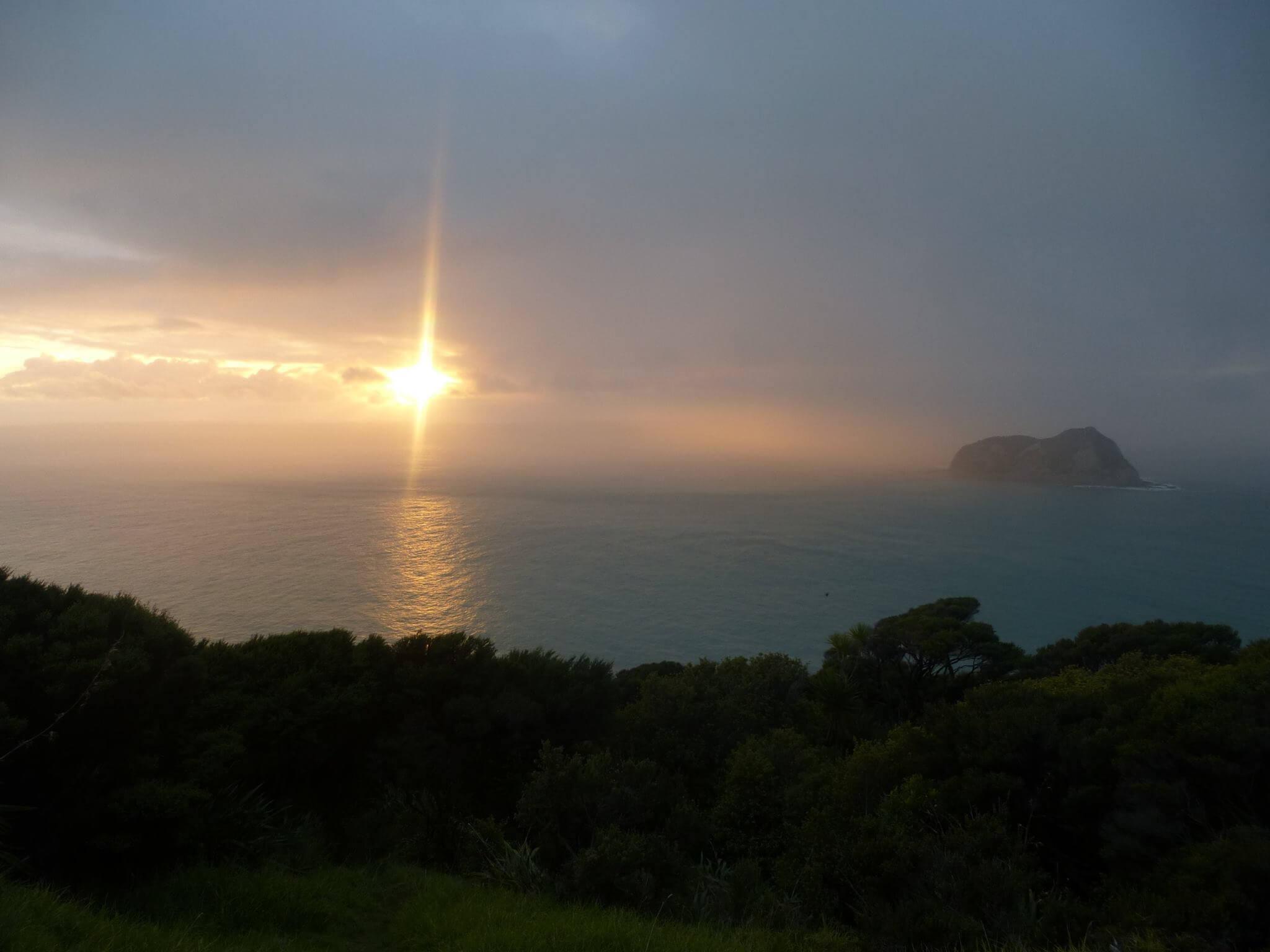 ニュージーランド旅ブログ・真冬の6週間縦断④【ギズボーン】