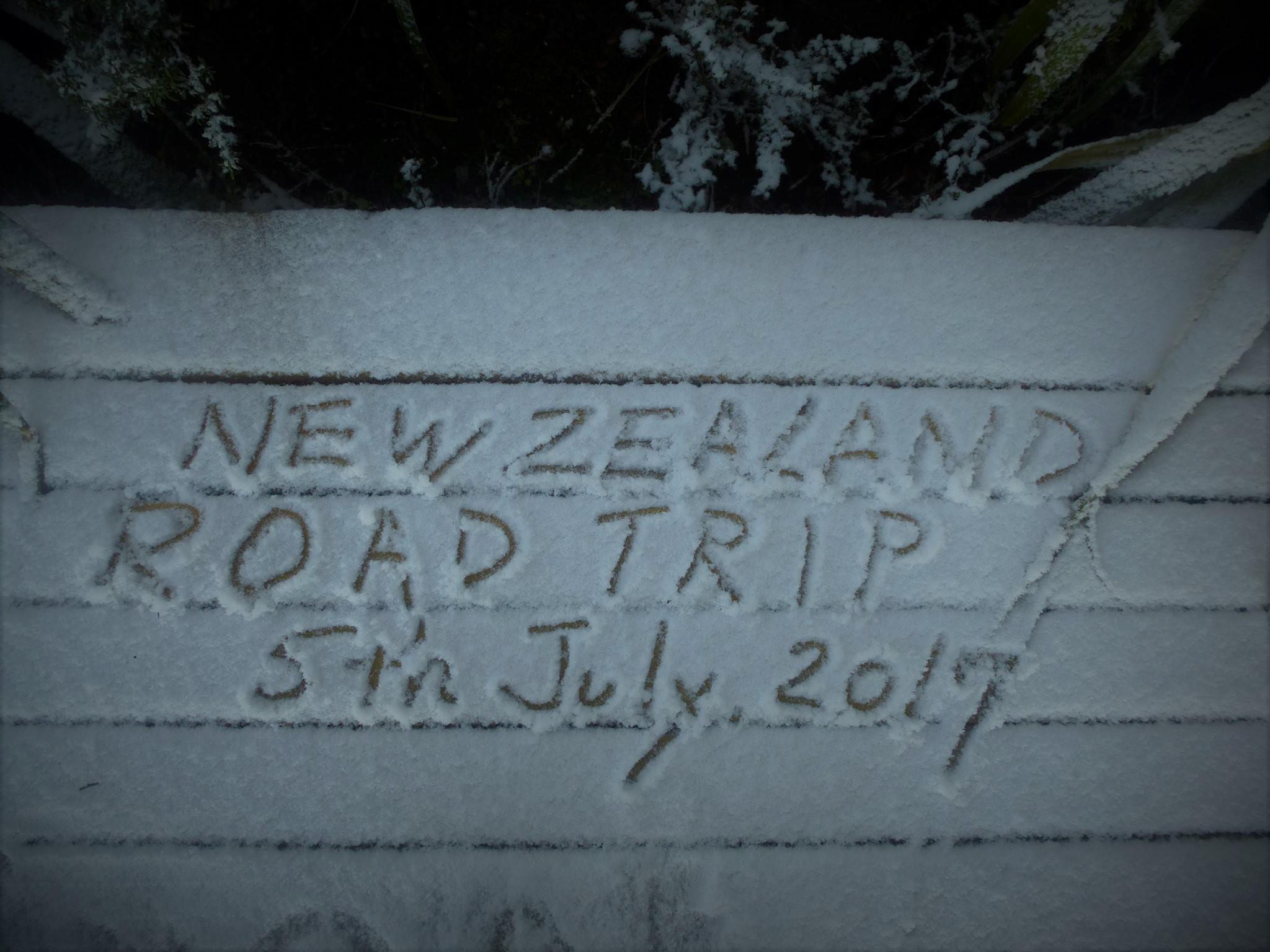 ニュージーランド旅ブログ・真冬の6週間縦断⑨【カフランギ 国立公園/アーサー山】