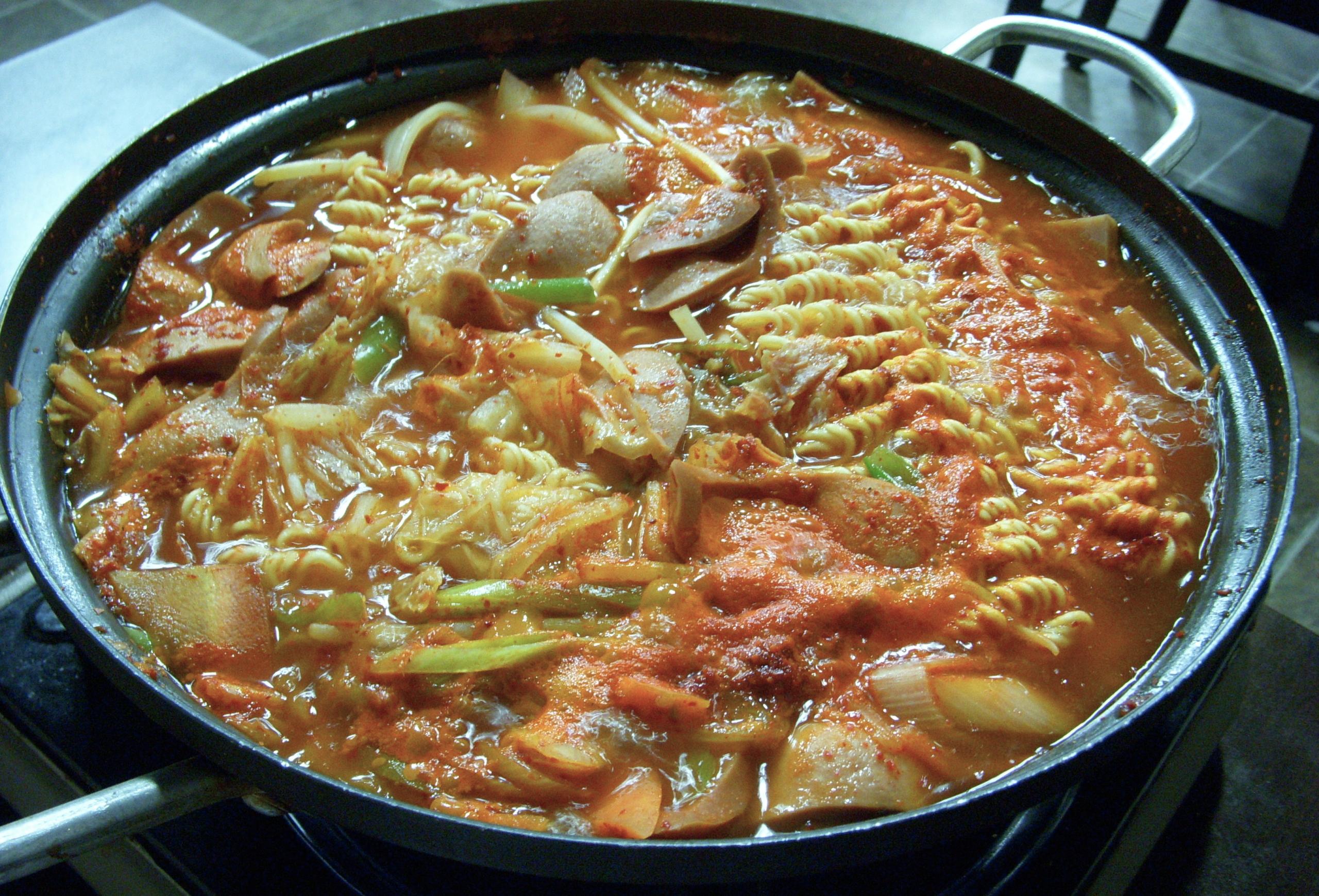 【韓国食べ物】冬のおススメ料理|体も心も芯からぽっかぽか