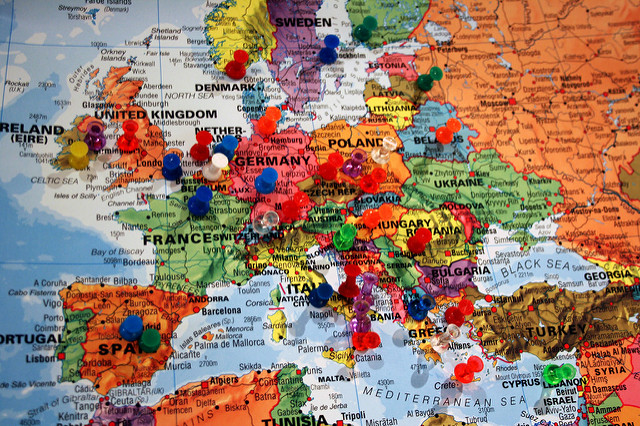【旅行】ヨーロッパ 周遊 おすすめコース