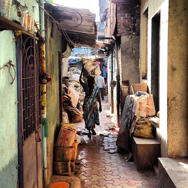ムンバイ・ダラヴィ地区|希望のスラム