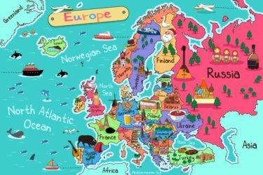 子連れで行く海外旅行のおすすめ in ヨーロッパ