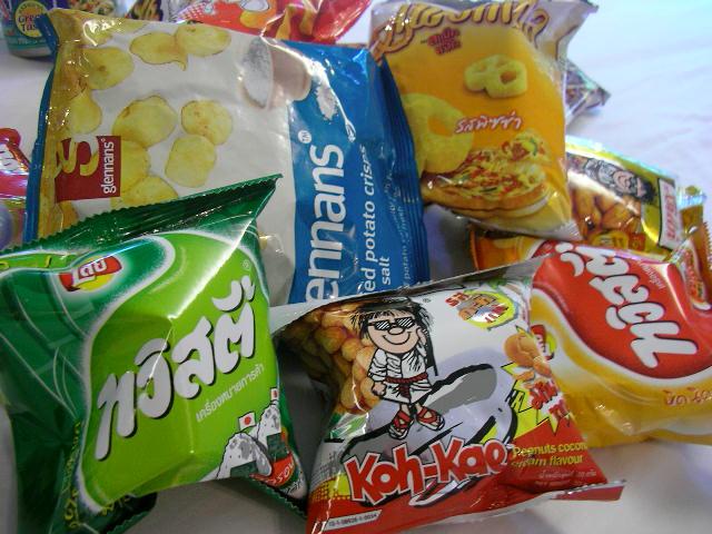 【タイ/旅行】タイのおすすめお菓子バラマキ用お土産