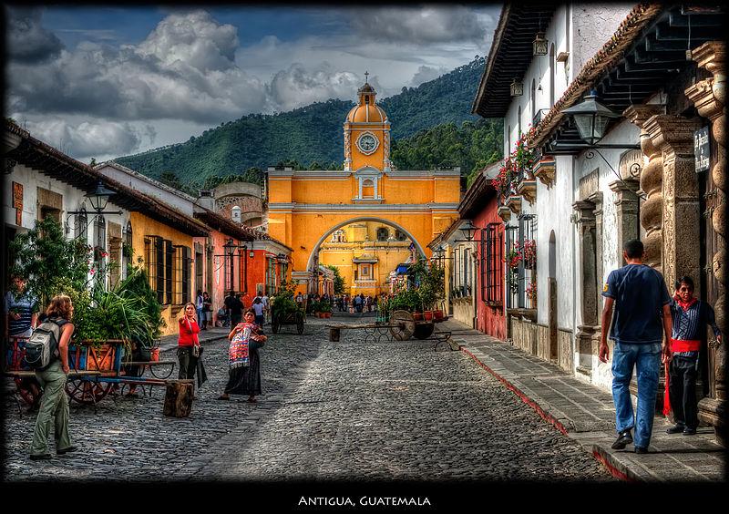 グアテマラの有名な観光地TOP5