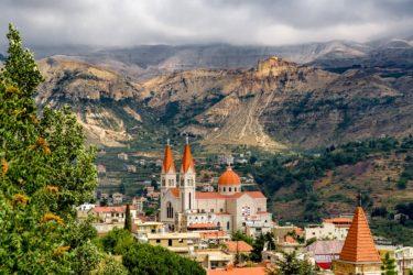 中東レバノン 女の一人旅