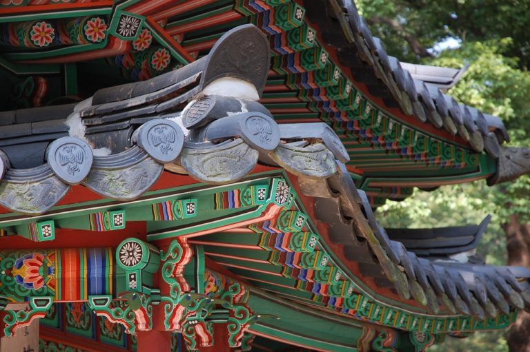 South korea, souvenir