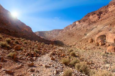 モロッコ砂漠の旅|【トドラ渓谷】
