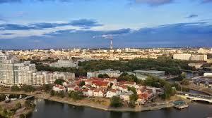 美女と芸術の国ベラルーシ観光に必要な日数