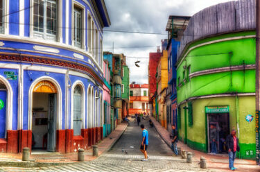 気になるコロンビア旅行費用(予算)と旅先