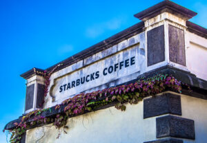 Starbucks Prague