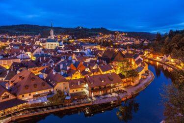 チェコ観光のためのブログ記事