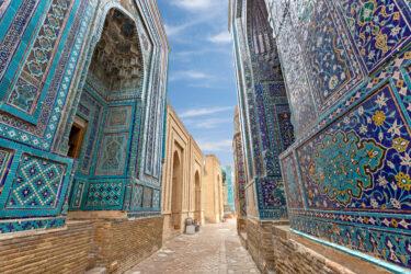 世界遺産or絶景?ウズベキスタン観光モデルコース